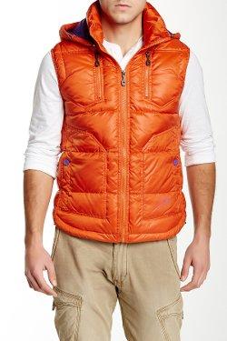 Jetlag  - Down Filled Puffer Vest