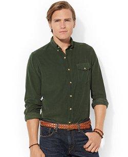 Polo Ralph Lauren  - Corduroy Bleecker Shirt