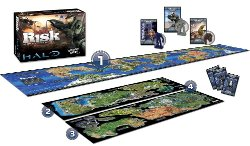 Risk - Halo Legendary Edition Board Game