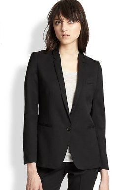 The Kooples - Timeless Stretch Wool Blazer