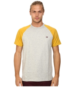 Fred Perry - Raglan Ringer T-Shirt