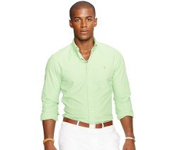Polo Ralph Lauren - Solid Oxford Shirt