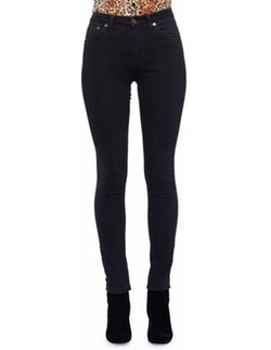 Saint Laurent - Mid-Rise Skinny Jeans