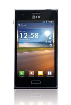 LG - Optimus L5 Phone