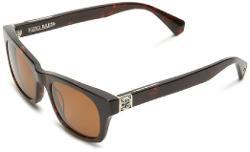 King Baby Sunglasses  - Tortoise Agent Polarized Wayfarer Sunglasses