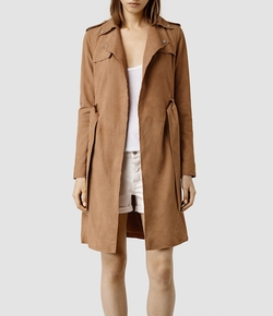 All Saints - Simone Mac Coat