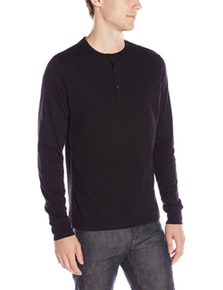 Threads 4 Thought  - Triblend Long-Sleeve Henley