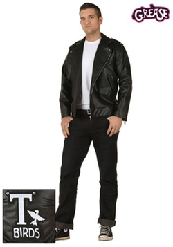 Fun Costumes  - Adult Grease Authentic T-Birds Jacket
