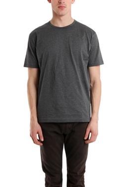 Sunspel  - Melange Crewneck T-Shirt