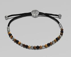 John Hardy - Beaded Cord Bracelet