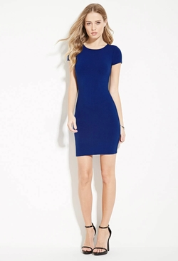 Forever 21 - Textured Bodycon Dress