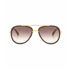 Dita - Gold Mach Two Sunglasses