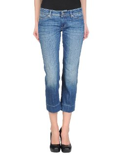 Jacob Cohen Premium  - Crop Denim Pants