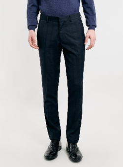 Vito  - Maddex Blue Trousers