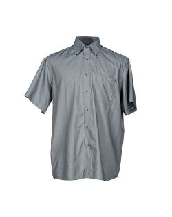 Topman - Short Sleeve Oxford Shirt