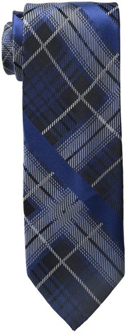 Haggar - Heritage Panel Plaid Tie
