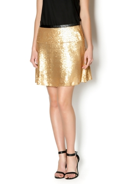 Modbe - Sequin Mini Skirt