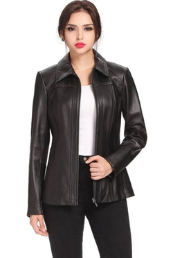 BGSD - Ellen Lambskin Leather Jacket