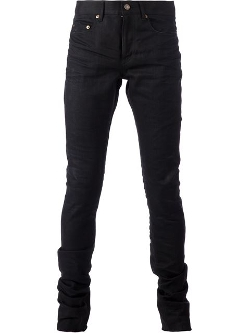 Saint Lauren - Slim Fit Jeans