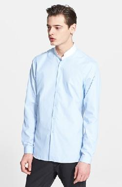 The Kooples  - Band Collar Dress Shirt
