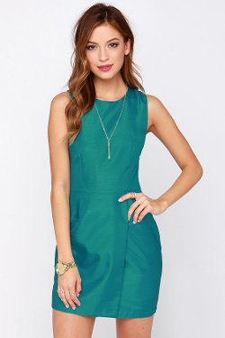 Keepsake  - Wildfire Sleeveless Dress