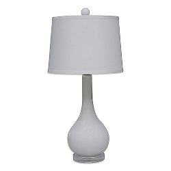 B. Smith  - Glass 1-Light Table Lamp