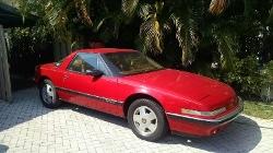 Buick - 1988 Reatta Car