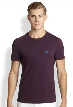 Burberry Brit  - Tunworth Cotton Tee Shirt