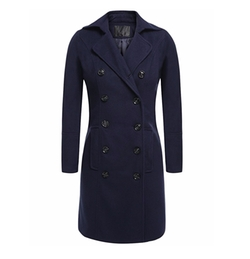 Lavi Beauty - Double Breasted Trench Coat