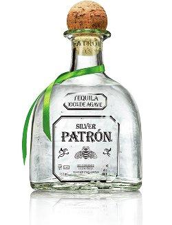 Patrón  - Silver Tequila