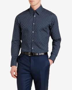 Starkk  - Paisley Print Shirt