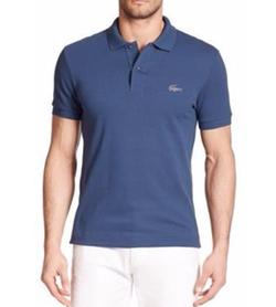 Lacoste - Reflective Croc Pique Polo Shirt