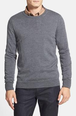Burberry Brit  - Merino Wool Crewneck Sweater