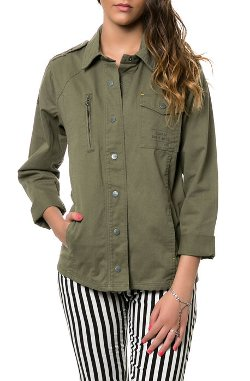 RVCA - The Global Stream Military Jacket