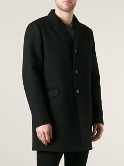 Jil Sander   - Classic Single Breasted Coat