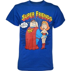 Changes - Family Guy Super Friends Shirt