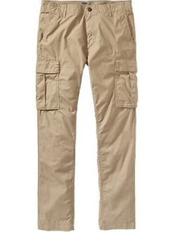 Old Navy - Slim-Fit Military Cargo Pants