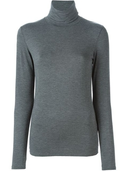 Majestic Filatures - Turtle Neck Sweater