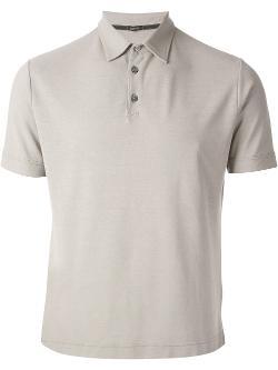 ZANONE  - classic polo shirt