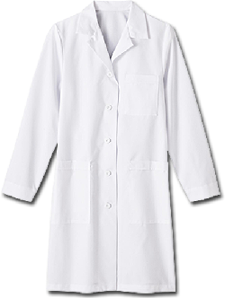 Medical Wear - White Swan 39 Nano-care Lab Coat Style 17010