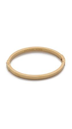 Michael Kors - Thin Hinged Bangle Bracelet