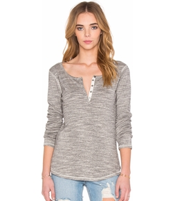 Maison Scotch - Bonded Iconic Henley