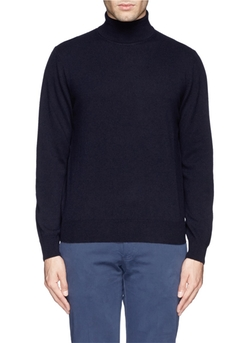 Canali - Turtleneck Cashmere Sweater