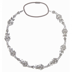 Jennifer Behr - Diamond Leaves Headband