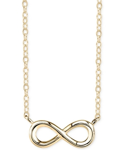 Unwritten  - Infinity Pendant Necklace