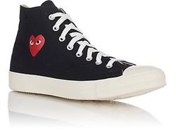 Comme Des Garçons Play - Chuck Taylor Hi Sneakers