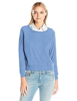 American Apparel  - Tri-Blend Rib Light Weight Raglan Sweater