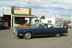 Chrysler  - 1977 New Yorker Sedan
