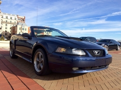Ford  - 2002 Mustang Convertible Coupe Car