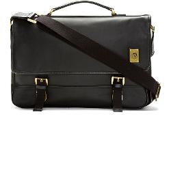 Diesel  - Black Swingy Messenger Bag